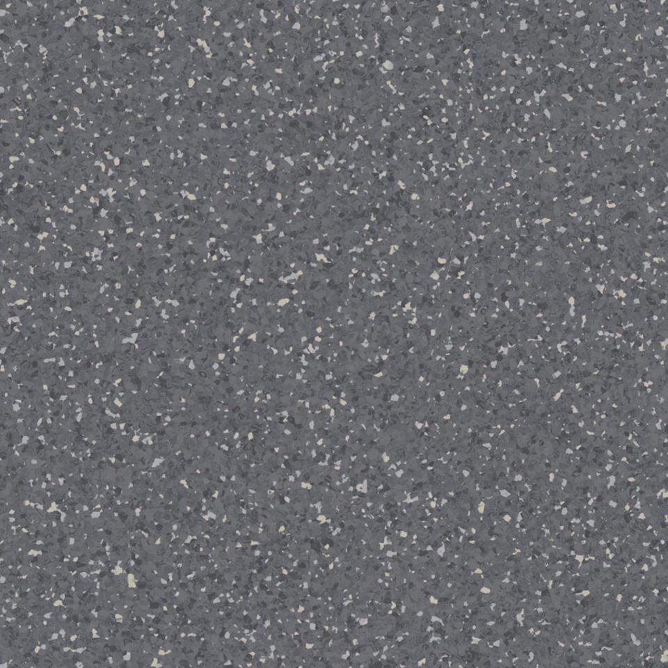 Dark Cool Grey กระเบื้องยางแบบม้วน รุ่น Primo Premium สีเทาเข้ม